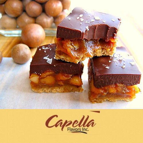 Chocolate Caramel Nut (Карамельный шоколад с орехом)
