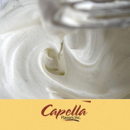 Vanilla Whipped Cream (Взбитые сливки, ваниль)