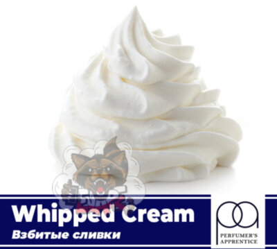 TPA - Whipped Cream (Взбитые сливки)