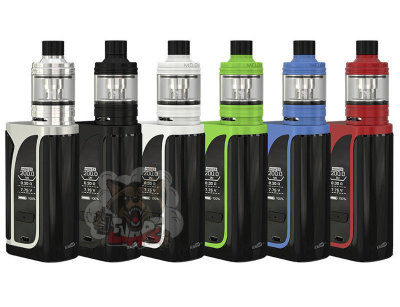 Eleaf iKuu i200 200W Mod with Melo 4 D25 4.5 ml Kit