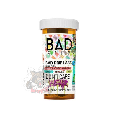 Bad Drip SALT - Don't Care Bear