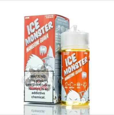 Jam Monster - ICE Monster Mangerine Guava