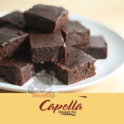 Capella - Chocolate Fudge Brownie (Шоколадный пирог)