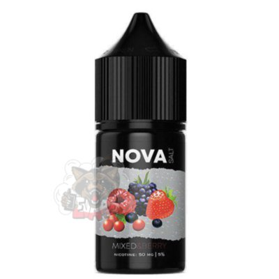 NOVA SALTS - MIXED BERRY [30 мл, Солевой]