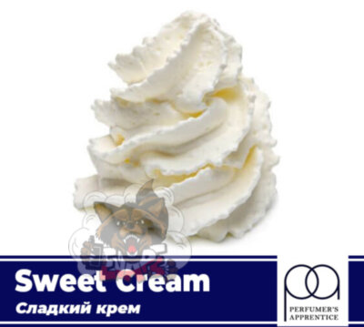 TPA - Sweet Cream