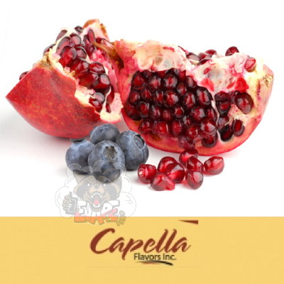 Capella - Blueberry Pomegranate with Stevia (Черника+Гранат)