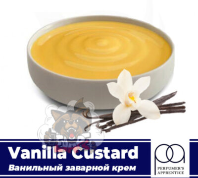 TPA - Vanilla Custard
