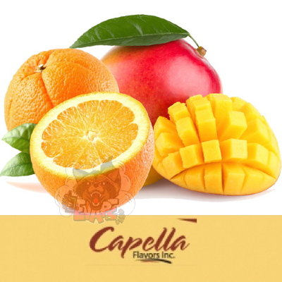 Capella - Orange Mango with Stevia (Апельсин и Манго с Stevia)