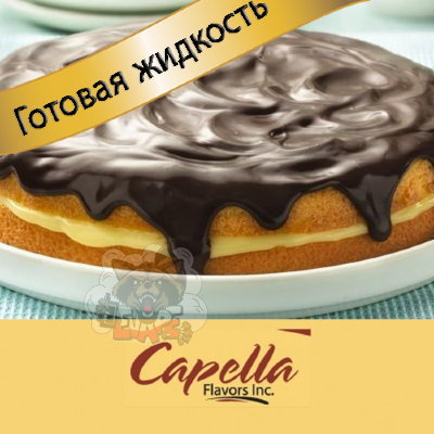 Capella Жидкость Boston Cream Pie v2