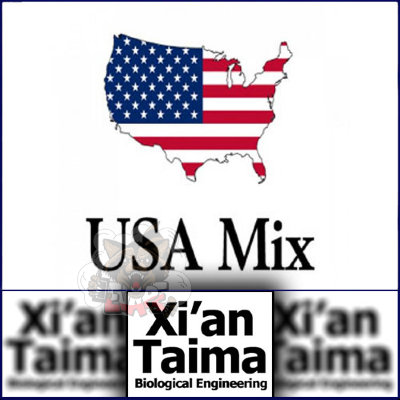 Xi'an - USA-mix