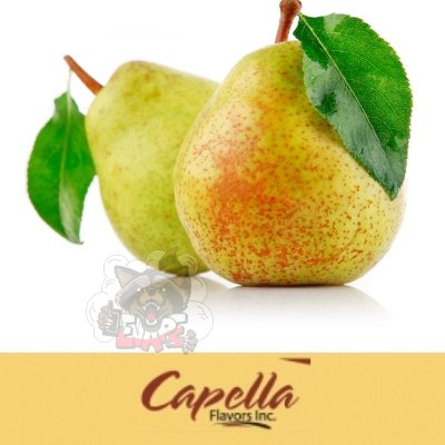 Capella - Pear with Stevia (Груша с Stevia)