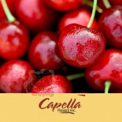 Capella - Wild Cherry with Stevia (Вишня с Stevia)