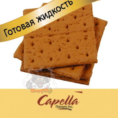 Capella Жидкость Graham Cracker v2